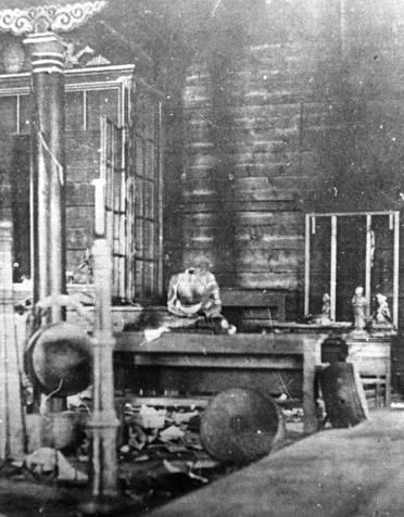 Хужиртаевский дацан 1934 г.