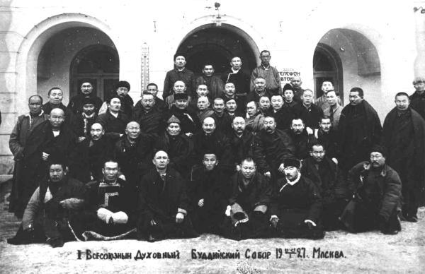 Агван Доржиев и интерес России к Тибету в начале прошлого века